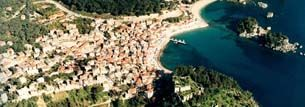 Parga hotels holidays and accommodation in a superb summer destination