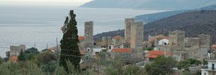 Mani beaches and sightseeing
