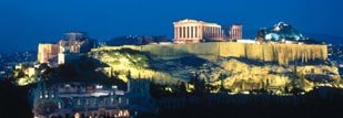 Athens - A Few Words about its History