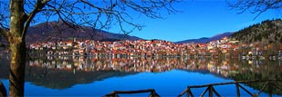 Kastoria, the city with the wonderful lake