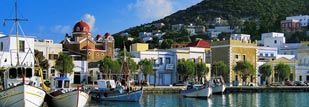 Leros, the island of Goddess Artemis