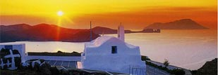 Milos, the island of Aphrodite