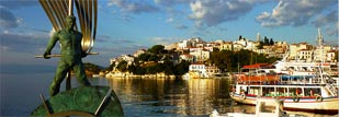 Skiathos, the green island of Sporades